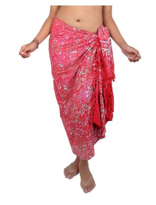 Paréo type sarong