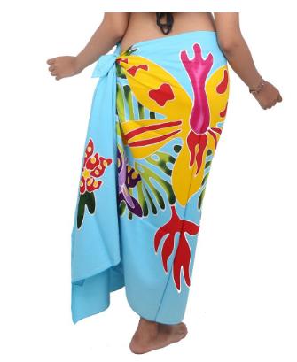 Paréo inspiration Tahitienne