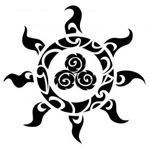 signification des symboles de tatouages polyn siens blog baliart. Black Bedroom Furniture Sets. Home Design Ideas