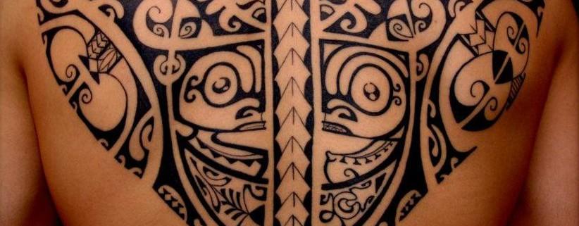l'art du tatouage polynésien : bien plus qu'un tattoo – blog baliart